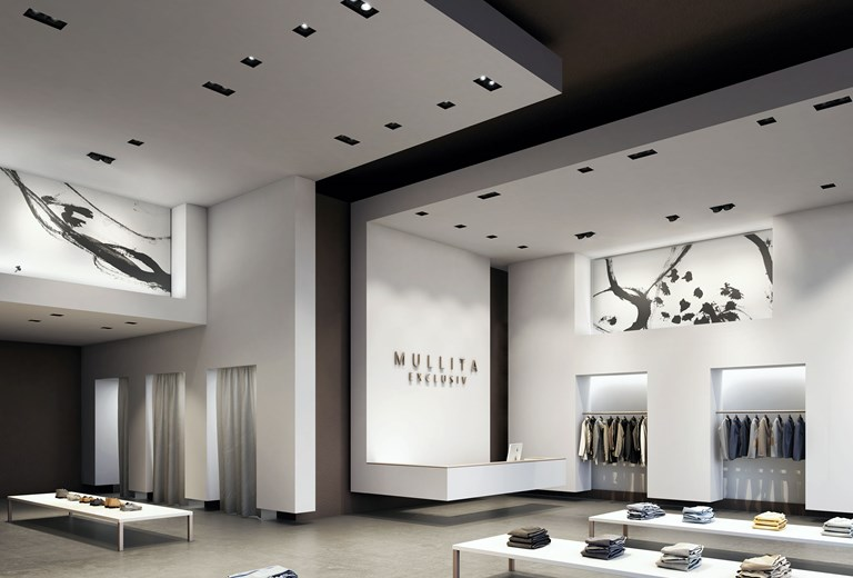 Lighting Design In Retail Prolicht