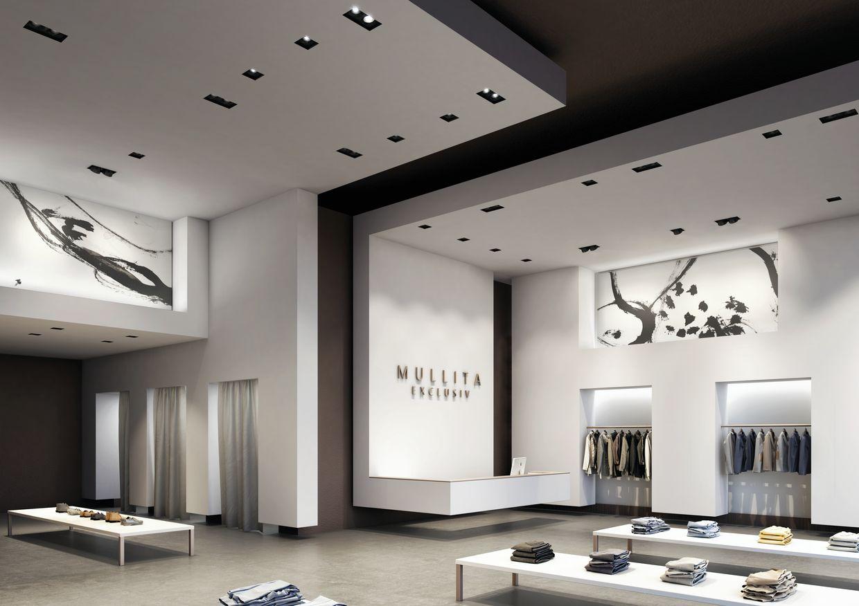 Lighting Design In Retail Prolicht Branches