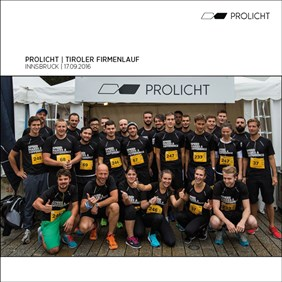 Tyrolean Company Run 2016