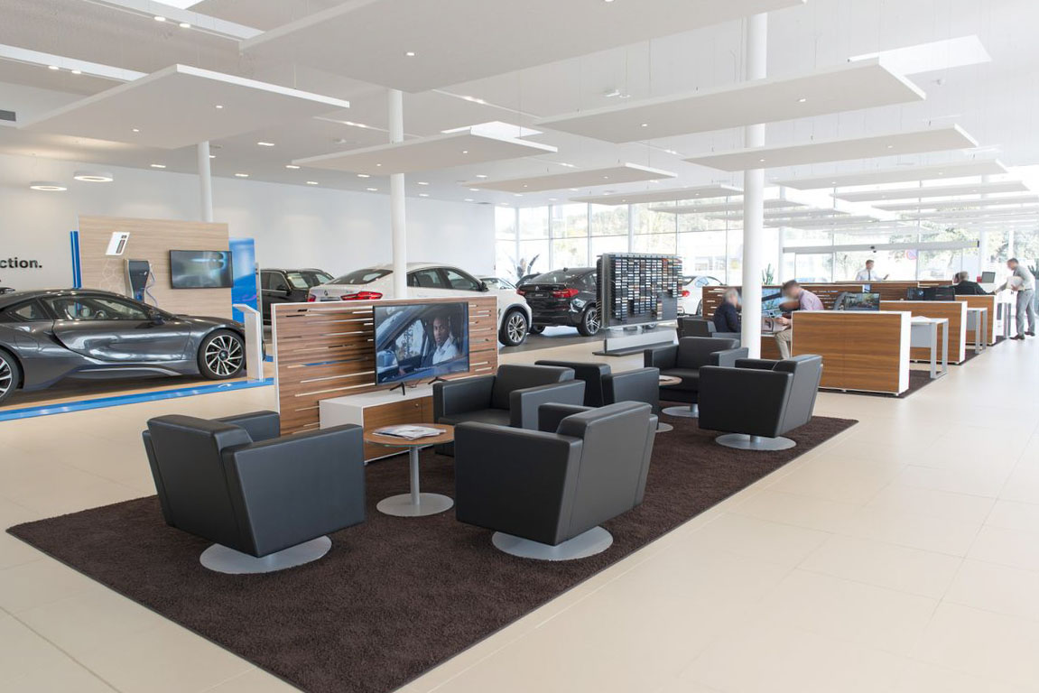 Bmw Ollioules France Prolicht Project