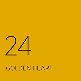 24 Golden Heart