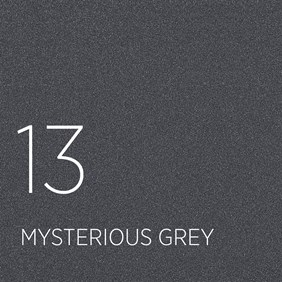 13 Mysterious Grey