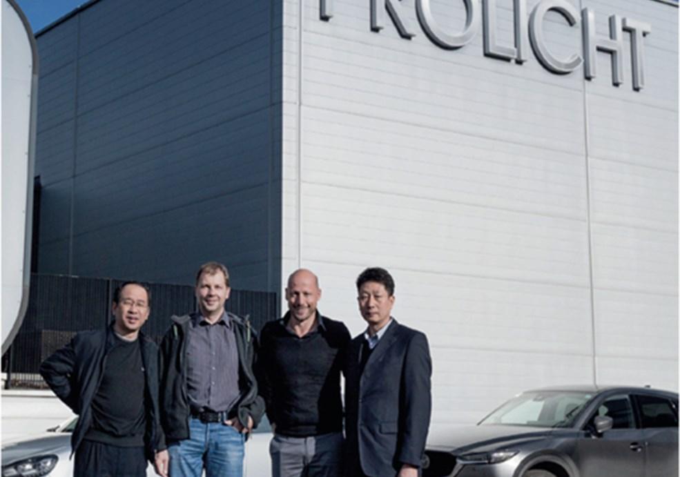 CCC Certification China | PROLICHT News