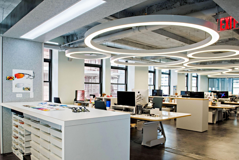 Vsp Global Office New York City Usa Prolicht Project