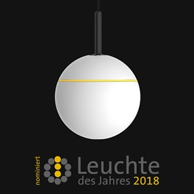 Luminaire of the year 2018